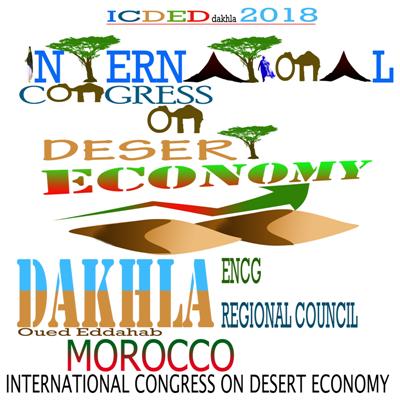 Dakhla ENCG International Congress on Desert Economy 2018