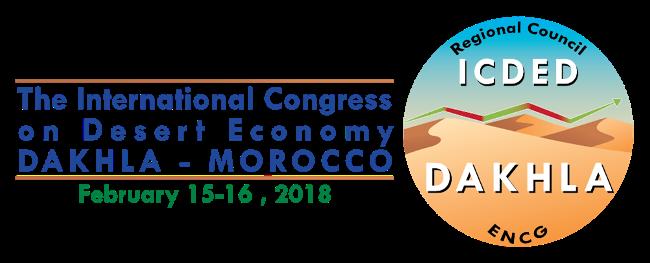 Regional Council DAKHLA  ENCG ICDED Sahara Morocco desert economy